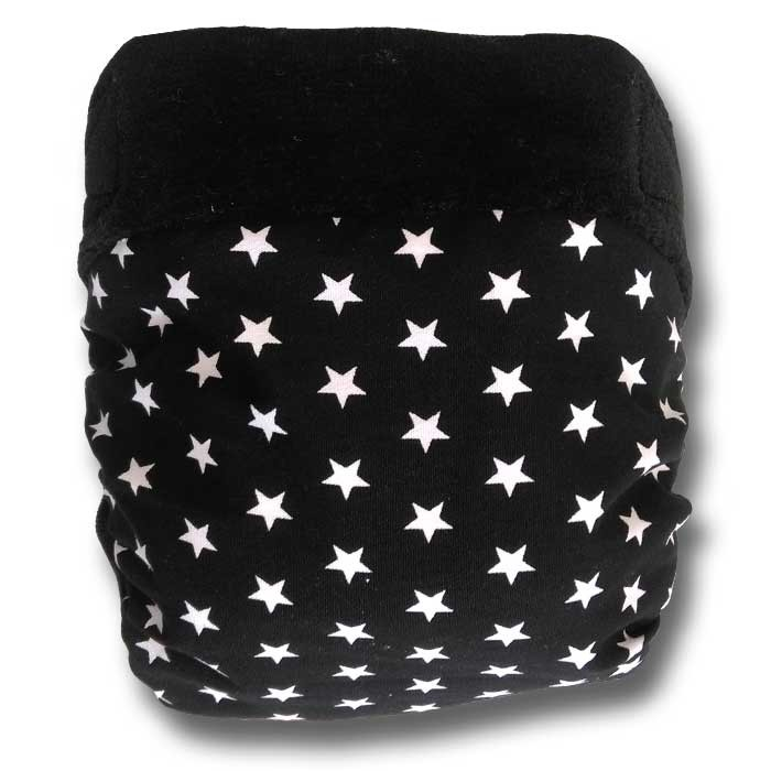 Culotte lavable black stars