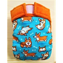 "Culotte Lavable ""Royal Corgi"""