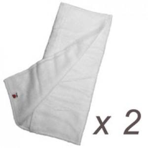 Lot de 2 inserts nuit pour couches culottes lavables