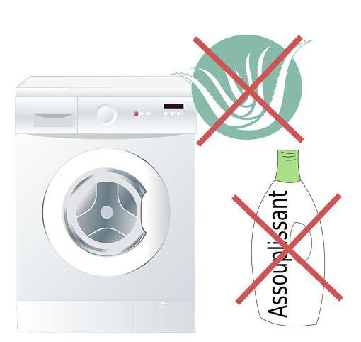 conseils de lavage couches lavables